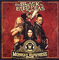 Обложка альбома «Monkey Business» (The Black Eyed Peas, 2005)