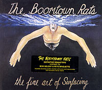 Обложка альбома «The Fine Art Of Sarfacing» (The Boomtown Rats, 2005)