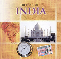 Обложка альбома «The Music Of India» (2002)