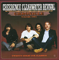 Обложка альбома «Chronicle. Volume 2. Twenty Great CCR Classics» (Creedence Clearwater Revival, 1991)