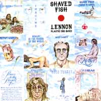 Обложка альбома «Lennon. Plastic Ono Band. Shaved Fish» (1975)