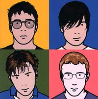 Обложка альбома «The Best Of Blur» (Blur, 2000)