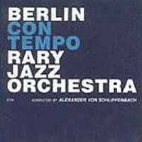 Обложка альбома «Berlin Contemporary Jazz Orchestra» (Berlin Contemporary Jazz Orchestra, 2006)