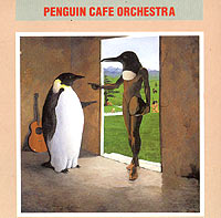 Обложка альбома «Penguin Cafe Orchestra. Penguin Cafe Orchestra» (1981)