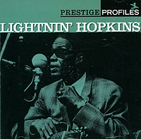 Обложка альбома «Prestige Profiles. Lightnin» Hopkins» (Lightnin» Hopkins, 2006)