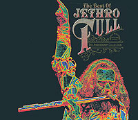 Обложка альбома «The Best Of Jethro Tull. The Anniversary Collection» (Jethro Tull, 1993)