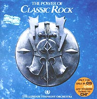 Обложка альбома «The Power Classic Rock» (The London Symphony Orchestra, 1985)