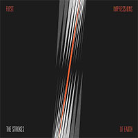 Обложка альбома «The Strokes. First Impressions Of Earth» (2006)