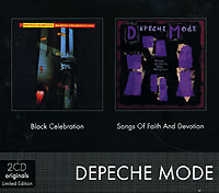 Обложка альбома «Black Celebration. Songs Of Faith And Devotion» (Depeche Mode, 1993)