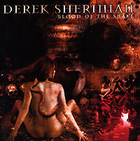 Обложка альбома «Blood Of The Snake» (Derek Sherinian, 2006)