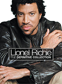 Обложка альбома «Definitive Collection» (Lionel Richie, 2004)