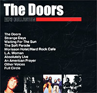 Обложка альбома «The Doors. MP3 Collection» (2002)