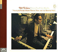 Обложка альбома «From Left To Right» (Bill Evans, 1998)