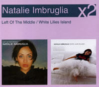 Обложка альбома «Left Of The Middle. White Lilies Island» (Natalie Imbruglia, 2005)