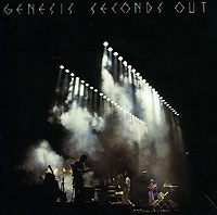 Обложка альбома «Seconds Out» (Genesis, 1994)