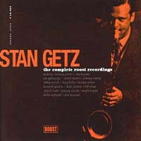 Обложка альбома «The Complete Roost Recordings» (Stan Getz, ????)