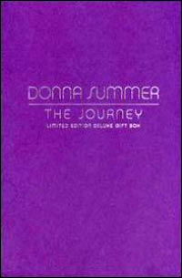Обложка альбома «The Journey. The Very Best Of Donna Summer» (Donna Summer, 2006)