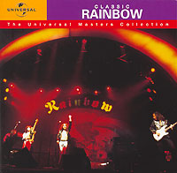Обложка альбома «Universal Masters Collection» (Rainbow, 2001)