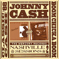 Обложка альбома «Classic Cash «88 & Boom Chicka Boom» (Johnny Cash, 2006)