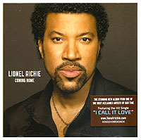 Обложка альбома «Coming Home» (Lionel Richie, 2006)