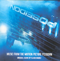 Обложка альбома «Poseidon. Music From The Motion Picture» (2006)