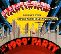 Обложка альбома «The 1999 Party» (Hawkwind, ????)