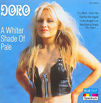 Обложка альбома «A Whiter Shade Of Pale» (Doro, 1993)