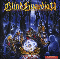 Обложка альбома «Somewhere Far Beyond» (Blind Guardian, 1992)