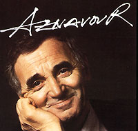 Обложка альбома «Charles Aznavour» (Charles Aznavour, 1987)