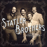 Обложка альбома «Favorites» (The Statler Brothers, 2006)