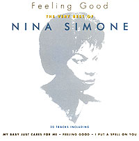 Обложка альбома «Feeling Good. The Very Best Of Nina Simone» (Nina Simone, 1994)