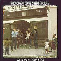Обложка альбома «Willy & The Poor Boys» (Creedence Clearwater Revival, 1969)