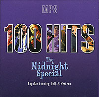 Обложка альбома «100 Hits The Midnight Special» (2004)