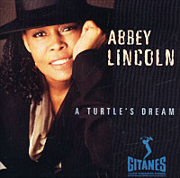 Обложка альбома «A Turtle's Dream» (Abbey Lincoln, 1995)