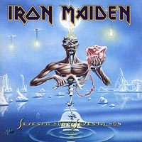 Обложка альбома «Seventh Son Of A Seventh Son» (Iron Maiden, 1998)