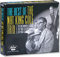 Обложка альбома «The Best Of The Nat King Cole Trio» (Nat King Cole Trio, 1998)