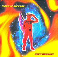 Обложка альбома «Devil Hopping» (Inspiral Carpets, 1994)
