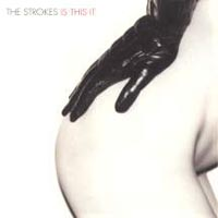 Обложка альбома «Is This It» (The Strokes, 2004)