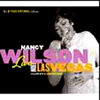 Обложка альбома «Live From Las Vegas» (Nancy Wilson, 2005)