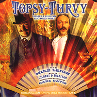 Обложка альбома «Topsy-Turvy. Original Motion Picture Soundtrack» (1999)