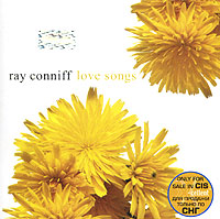 Обложка альбома «Love Songs» (Ray Conniff, 2003)