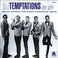 Обложка альбома «My Girl» (The Temptations, 2000)