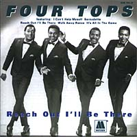 Обложка альбома «Reach Out I'll Be There» (The Four Tops, 2000)