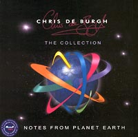 Обложка альбома «Notes From Planet Earth: The Collection» (Chris De Burgh, 2002)