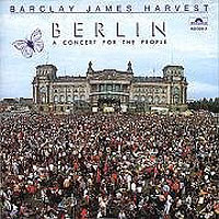 Обложка альбома «Berlin. A Concert For The People» (Barclay James Harvest, 2006)