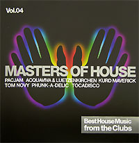 Обложка альбома «Masters Of House. Vol. 04» (2006)
