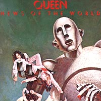 Обложка альбома «News Of The World» (Queen, 1993)