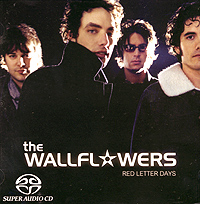 Обложка альбома «Red Letter Days» (The Wallflowers, 2002)
