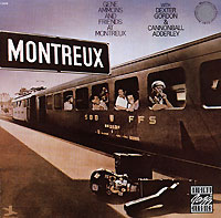 Обложка альбома «And Friends. At Montreaux» (Gene Ammons, 1999)