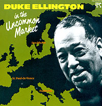 Обложка альбома «In The Uncommon Market» (Duke Ellington, 1987)